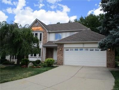 2124 Reagan Drive, Rochester Hills, MI 48309 - MLS#: 218066536