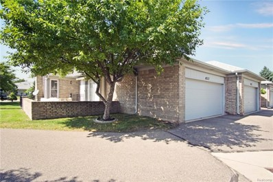 14705 Mulberry Court, Shelby Twp, MI 48315 - MLS#: 218066548