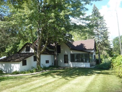 8269 Bellevue Road, Grosse Ile Twp, MI 48138 - MLS#: 218066617