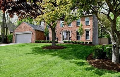 1282 Greenleaf Drive, Rochester Hills, MI 48309 - MLS#: 218066620