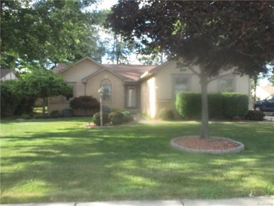26555 Fairwood Drive, Chesterfield Twp, MI 48051 - MLS#: 218066632