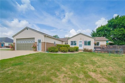 1136 Brauer Road, Metamora Twp, MI 48371 - MLS#: 218066642