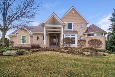 1007 McDonald, Northville, MI 48167 - MLS#: 218066656