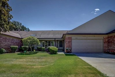 38612 N Birch Meadow Drive, Clinton Twp, MI 48036 - MLS#: 218066679