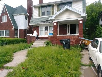 2004 Webb Street, Detroit, MI 48206 - MLS#: 218066755