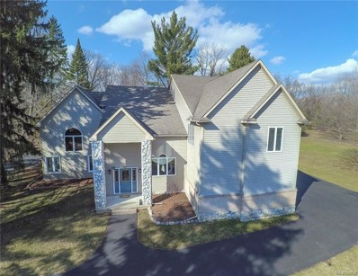 25155 Springbrook Drive, Farmington Hills, MI 48336 - MLS#: 218066835