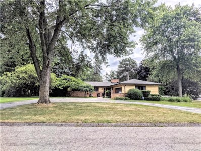 3540 Middlebury Lane, Bloomfield Twp, MI 48301 - MLS#: 218066951