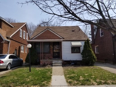 8294 Northlawn Street, Detroit, MI 48204 - MLS#: 218067092