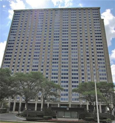 1300 E Lafayette Street UNIT 1410, Detroit, MI 48207 - MLS#: 218067134