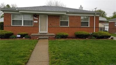 3133 Rome Avenue, Warren, MI 48091 - MLS#: 218067204