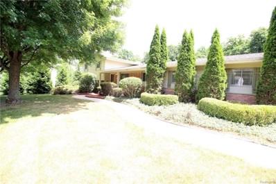 4175 E Newland Drive, West Bloomfield Twp, MI 48323 - MLS#: 218067229