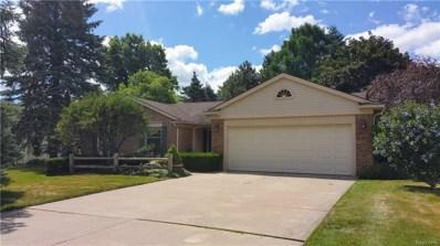 230 Tanglewood Drive, Rochester Hills, MI 48309 - MLS#: 218067273