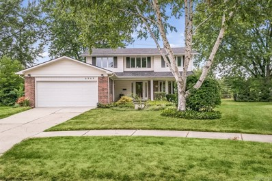 6969 Carriage Hills Drive, Canton Twp, MI 48187 - MLS#: 218067315