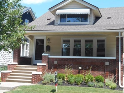 1434 Beaconsfield Avenue, Grosse Pointe Park, MI 48230 - MLS#: 218067357