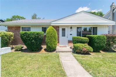 20628 Brooklawn Drive, Dearborn Heights, MI 48127 - MLS#: 218067397