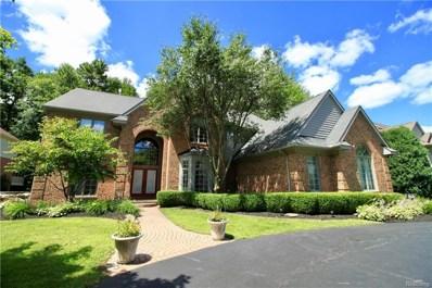 3448 Hidden Oaks Lane, West Bloomfield Twp, MI 48324 - MLS#: 218067432