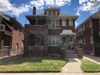 12722 Stoepel Street, Detroit, MI 48238 - MLS#: 218067436