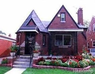 17194 Appoline Street, Detroit, MI 48235 - MLS#: 218067437
