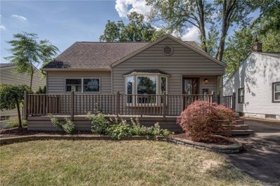 3333 Normandy Road, Royal Oak, MI 48073 - MLS#: 218067482