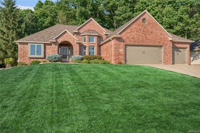 9091 Woodridge Drive, Davison Twp, MI 48423 - MLS#: 218067502