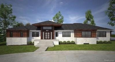 3861 Wedgewood Drive, Bloomfield Twp, MI 48301 - MLS#: 218067737