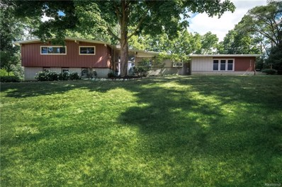 2258 Holton Lane, West Bloomfield Twp, MI 48323 - MLS#: 218067815