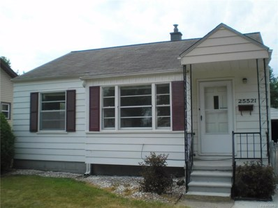 25521 Yale Street, Dearborn Heights, MI 48125 - MLS#: 218067851