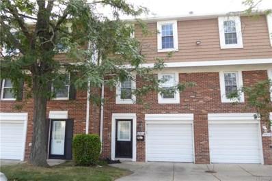 37655 Charter Oaks Boulevard, Clinton Twp, MI 48036 - MLS#: 218067874