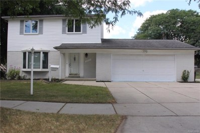 14141 Hubbell Street, Livonia, MI 48154 - MLS#: 218067974