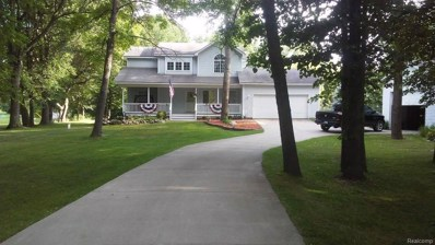 2147 Hummer Lake Road, Oxford Twp, MI 48371 - MLS#: 218068051