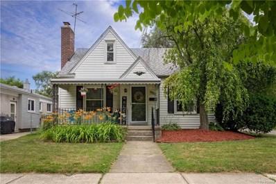 19387 Rensellor Street, Livonia, MI 48152 - MLS#: 218068060