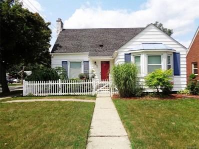 2996 Birchwood Street, Trenton, MI 48183 - MLS#: 218068067