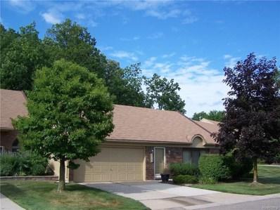 2347 Rochelle Park Drive, Rochester Hills, MI 48309 - MLS#: 218068080