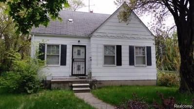 19400 Faust Avenue, Detroit, MI 48219 - MLS#: 218068148