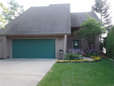 4103 Windiate Park Drive, Waterford Twp, MI 48329 - MLS#: 218068151