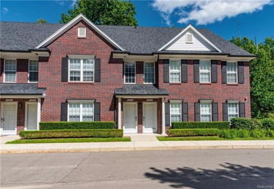 53240 Manchester Avenue, Shelby Twp, MI 48316 - MLS#: 218068192