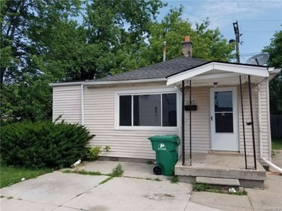 16483 Hauss, Eastpointe, MI 48021 - MLS#: 218068212