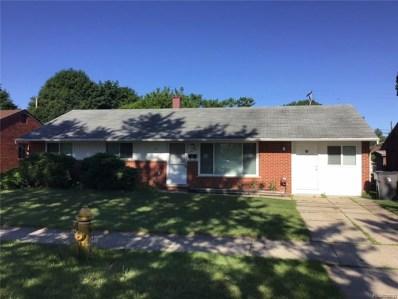 35349 Little Mack Avenue, Clinton Twp, MI 48035 - MLS#: 218068215