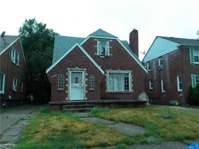 16591 Ilene Street, Detroit, MI 48221 - MLS#: 218068268