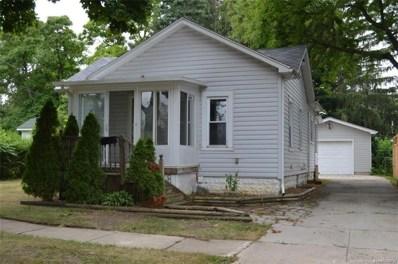 405 N MacKinaw Street, Durand, MI 48429 - MLS#: 218068347