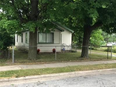 764 Robinwood Street, Pontiac, MI 48340 - MLS#: 218068411
