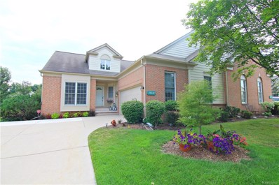 39641 Muirfield Lane, Northville Twp, MI 48168 - MLS#: 218068576