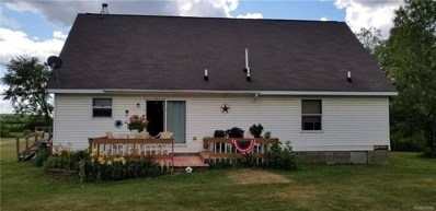 8922 Cribbins Road, Grant Twp, MI 48032 - MLS#: 218068683