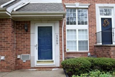 1509 Chesapeake, Royal Oak, MI 48067 - MLS#: 218068732