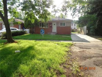 5752 N Beech Daly Road, Dearborn Heights, MI 48127 - MLS#: 218068778