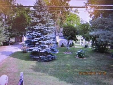 146 Alberta Street, Auburn Hills, MI 48326 - MLS#: 218068799