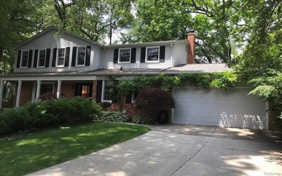 2812 Lunar Court, Orion Twp, MI 48360 - MLS#: 218068867