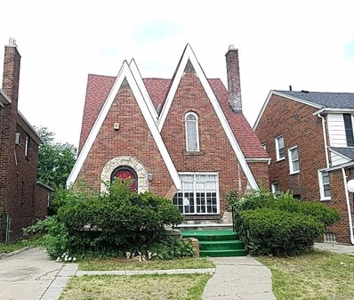 18961 Cherrylawn Street, Detroit, MI 48221 - MLS#: 218068990