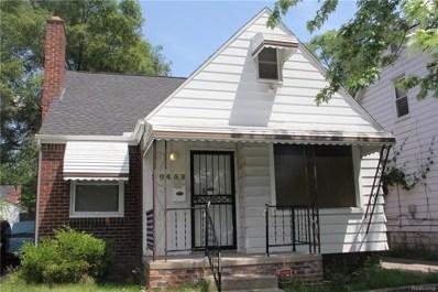 20458 Gardendale Street, Detroit, MI 48221 - MLS#: 218069038