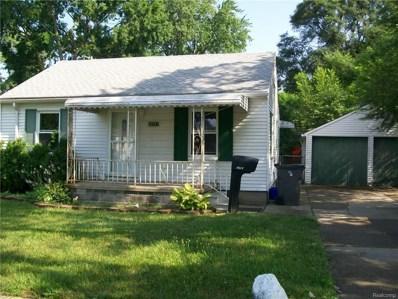 20747 Woodward Street, Clinton Twp, MI 48035 - MLS#: 218069061